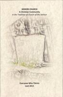 Bulletin cover for Lent 2013