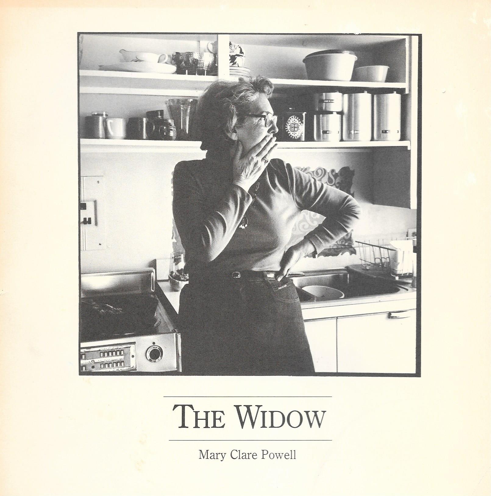 14 Book Powell The Widow