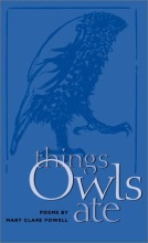 14 Book Powell Things Owls Ate