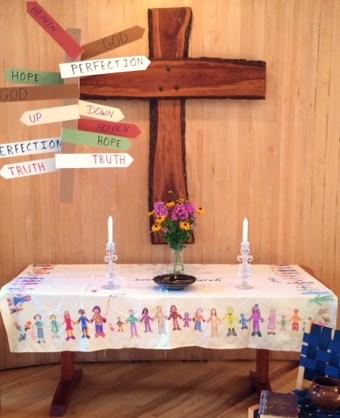 2015 Summer Altar