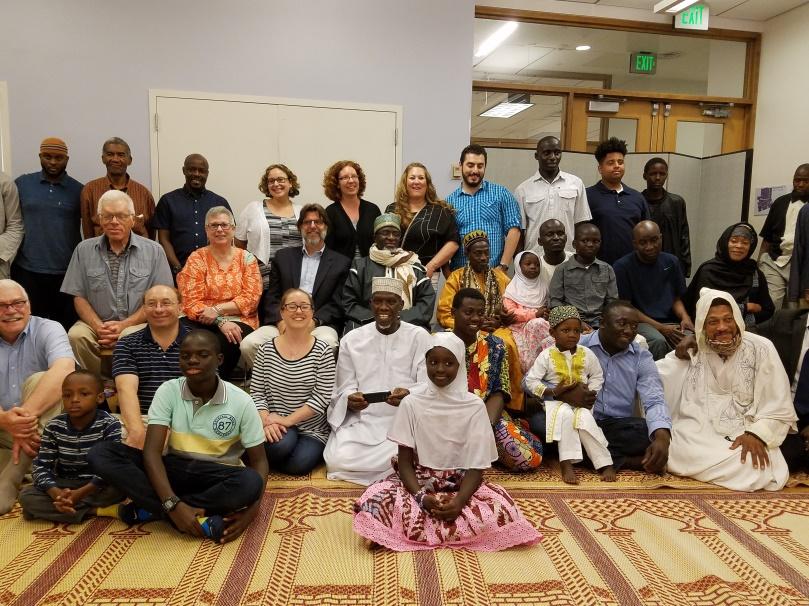 June 2016 Interfaith Iftar